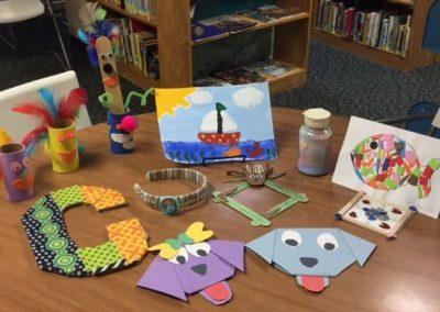 Artesanía / Art projects
